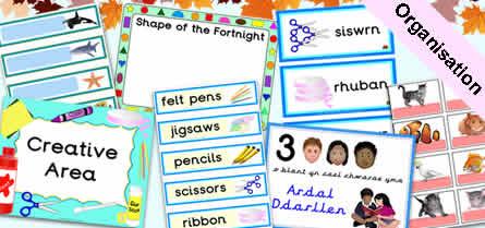 Home Box 8 - classroom org