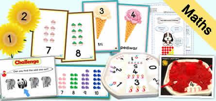 Home Box 1 - maths