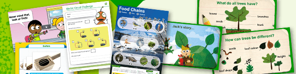BP Educational Service - free posters, hundreds of online resources and a nationwide competition