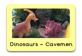 Dazzling Dinosaurs Themed Tuff Trays for Toddlers-EYFS Children - Learning Through Play Sessions