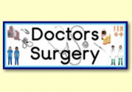 Medical Centre / Doctors' Surgery Role Play Resources