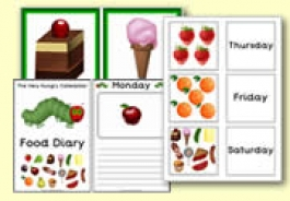 The Very Hungry Caterpillar Resources
