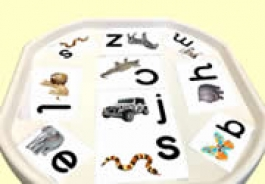 Phonics Activities for Tuff Trays