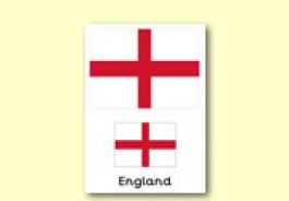 England and Saint George's Day Themed Teaching Resources