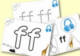 'a to z' Themed Activities