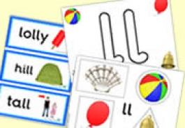 'll' Themed Activities