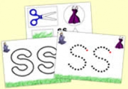 'ss' Themed Phonic Activities for the Early Years
