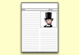 Abraham Lincoln's Birthday Resources