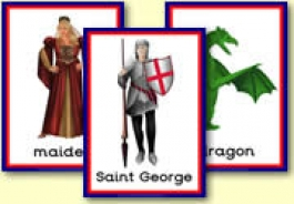 Saint George's Day / England Themed Teaching Resources