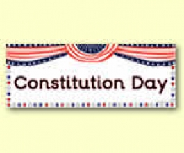 Citizenship Day/ Constitution Day