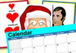 Winter Topics & Celebrations with CALENDAR DATES