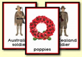 Anzac Day Teaching Resources - Activities - Worksheets