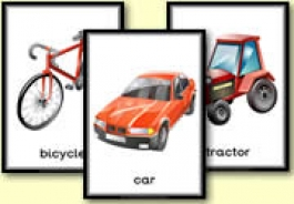 Land Transport Themed Resources