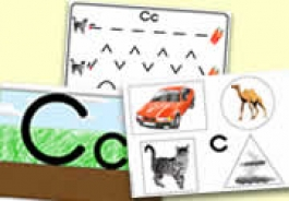 'c' Themed Activities - Letters and Sounds - Phonics - Early Years resources