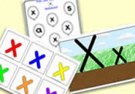 'x' Themed Activities