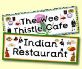 Role Play Restaurants & Cafes Resources