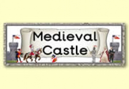 Castles and dragons Themed Resources