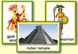 The Aztecs Themed Resources