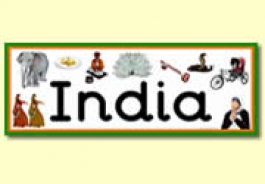 'India' Themed Resources