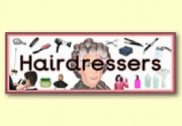 Hairdressers Role Play Resources