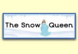 Snow Queen Role Play Resources