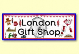London Gift Shop Role Play Resources