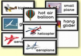 Air Transport Themed Resources