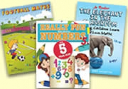 Maths Themed Books