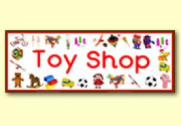 Toy Shop Role Play Resources