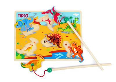Magnetic Dino Fun