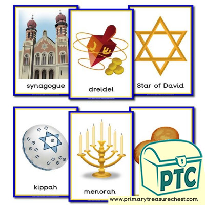 Hanukkah Themed Posters