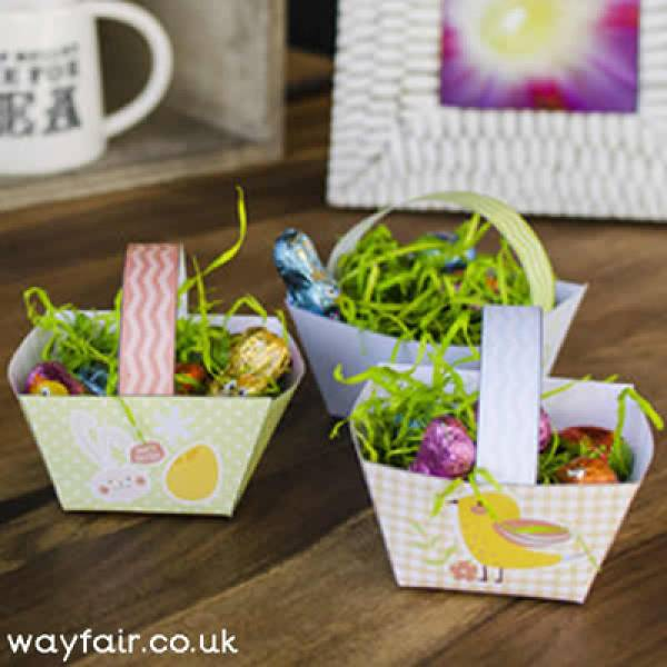 Egg-cellent Easter Baskets
