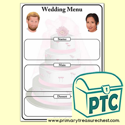 Royal Wedding And Royal Family Early Years Ks1 Teaching Resources