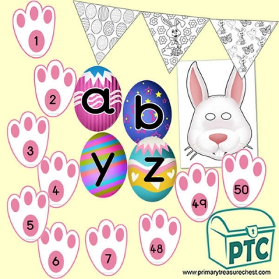FREE Easter Resource Pack