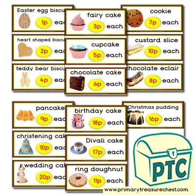 Role Play Cake Prices