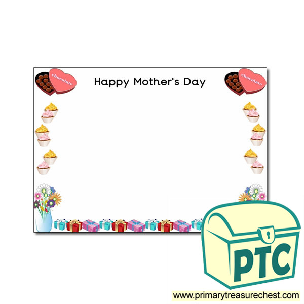 Mother's Day Print Sheet