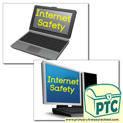 'Internet Safety' Posters