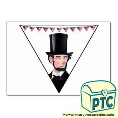 Abraham Lincoln Bunting