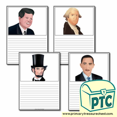 Presidents' Day Worksheet