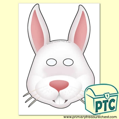 Rabbit Role Play Masks