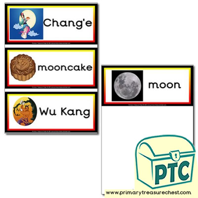 Chinese Moon Festival Flashcards