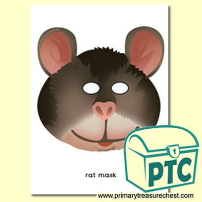 Rat Role Play Mask