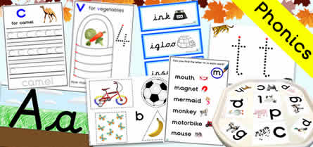 Home Box 5 - phonics
