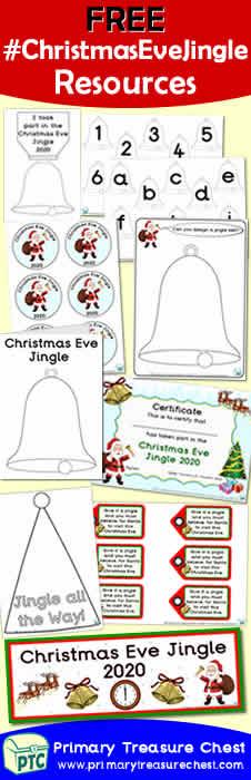 Christmas Jingle ad for Christmas page