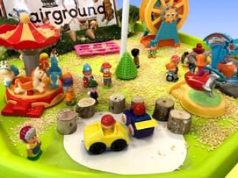 Fairground – Fun Fair Activity Ideas