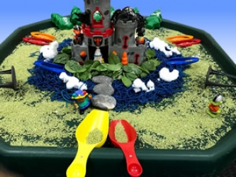 Castles – Dragons – Knights – Kings - Queens - Princesses Activity Ideas