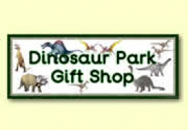 Dinosaur Park Gift Shop Role Play Resources
