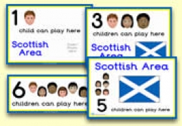 How Many Children... Scottish Area Signs