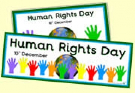 Human Rights Day Teaching Resources