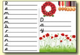 Remembrance Day Resources